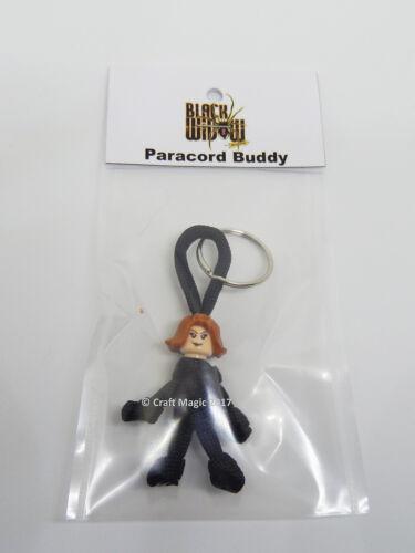 Fait à la main Super-héros Batman Porte-clés Buddy Keychain Paracord édition limitée