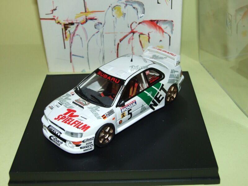 lo último SUBARU IMPREZA WRC RALLYE SUMAVA 1998 KREMER TROFEU FIS.021 FIS.021 FIS.021 43  ventas en linea