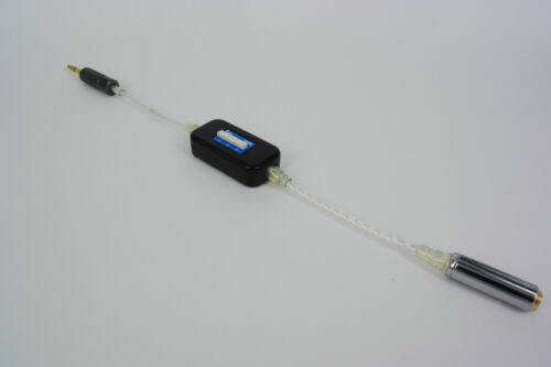 RSC AW Audio Resistance Selector Cable