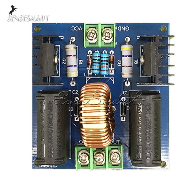 12v-30v 10a Tesla Coil Power Supply High Voltage Generator ZVS Driver Board