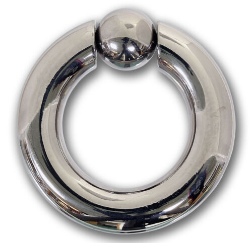 {pia} klemmkugelring 6,0 mm pop out de g23 Titan bcr piercing anillo intimpiercing
