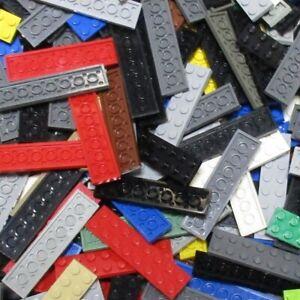 Used-LEGO-500g-Packs-Plates-3034-Platte-2-x-8