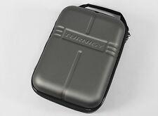 Transmitter case bag 4 JR Spektrum Futaba DJI car aero compact & strong grey UK
