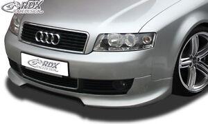 RDX-Frontspoiler-AUDI-A4-B6-8E-Front-Spoiler-Lippe-Vorne-Ansatz