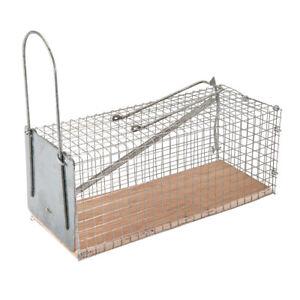 Metal-Mouse-Trap-Humane-Live-Catcher-Rat-Vermin-Rodent-Cage-Traps-Pest-Hamster
