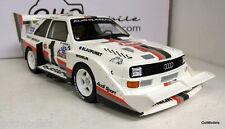Otto 1/18 escala OT171 Audi Quattro S1 Pikes Peak 1987 modelo de resina fundido rally coche