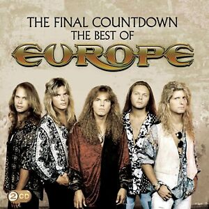 Europe-FINAL-COUNTDOWN-BEST-OF-36-Essential-Songs-GREATEST-HITS-New-Sealed-2-CD