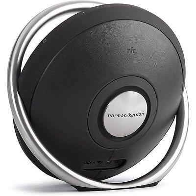 Harman Kardon Onyx-Black Bluetooth Wireless Speaker w/ AirPlay & DLNA