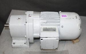 Cielo-Motorreductor-0-25-kw-58-min-tipo-Z10-M1M4-P54N-B3-Freno-fast-20-im