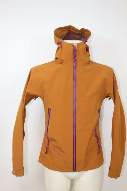 Stormberg Women's Prorex  Waterproof Hood Outdoor Rain Hiking  Jacket sz XS
