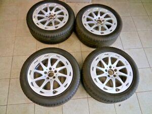 Alufelgen-orig-Mercedes-A23144012402-Sommerreifen-245-45-17-CLS-218-SL-231