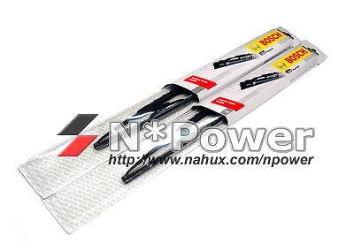 BOSCH ECO WIPER PAIR  FOR HYUNDAI TERRACAN HP G6CU 3.5L DOHC 4WD 12.01-1.07