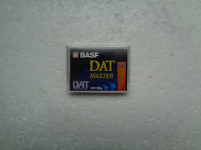 DAT BASF Master 124 Digital Audio Tape 124min - New