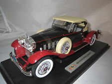 "Signature Models  ""1930""  Packard  Boattail  Speedster  1:18 OVP"