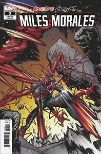 Absolute-Carnage-Miles-Morales-3-1-25-Codex-Var-Marvel-Comic-1st-Print-2019-NM