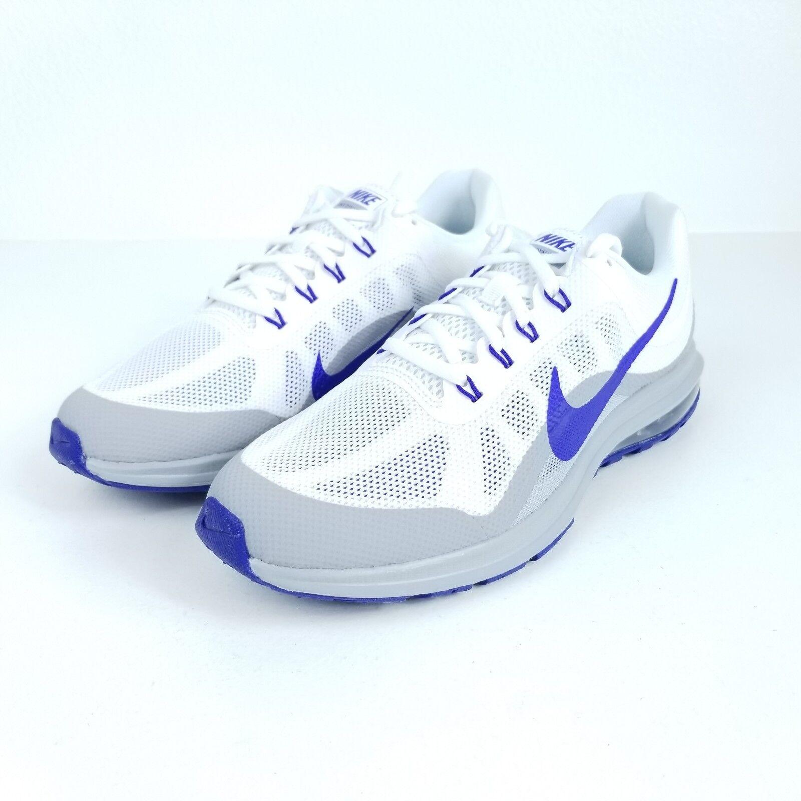 NIKE Air Max Dynasty 2 Mens Sz 10 Shoes Blue White 852430 104