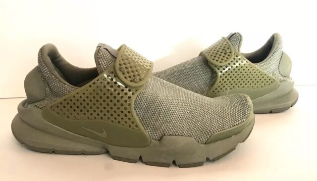 Periodo perioperatorio lente Impossibile  Nike Men's Sock Dart BR Breathe Trooper Olive Green 909551-200 Size 9 for  sale online