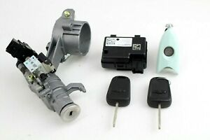 2016-2018-Chevy-Spark-Driver-Ignition-Lock-Housing-Key-Cylinder-and-2-Keys-OEM