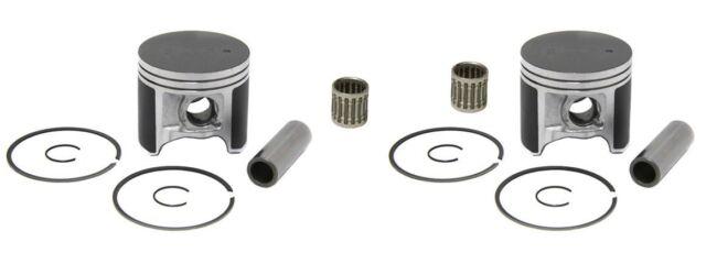 Bearings /& Full Gasket Kit 1998-1999 Arctic Cat ZL600 /& ZR600 2 SPI Piston Kits