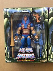2018 Super 7 MOTU Man-E-Faces 2.0 Masters of the Universe Classics Filmation