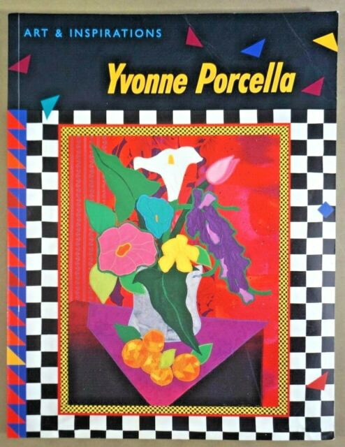 Yvonne Porcella Art & Inspiration book textile artist quilts weavings wearable