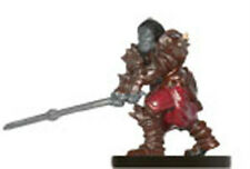 D&D MINIATURES ORC WARCHIEF 37/60 R MADNESS