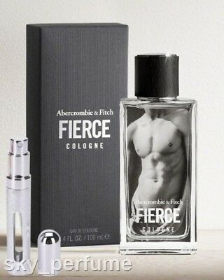 abercrombie and fitch fierce perfume