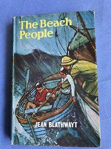 Vintage-Book-The-Beach-People-By-Jean-Blathwayt-1968