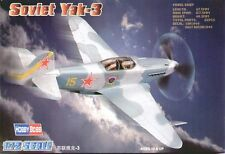 Hobby Boss 1/72 Model Kit 80255 Yakovlev Yak-3