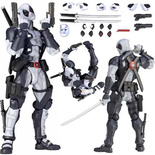 Marvel Deadpool Action Figure Toy Collection Adult kids PVC Model Superhero Gift