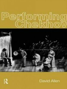 Performing-Chekhov-Paperback-by-Allen-David-Brand-New-Free-P-amp-P-in-the-UK