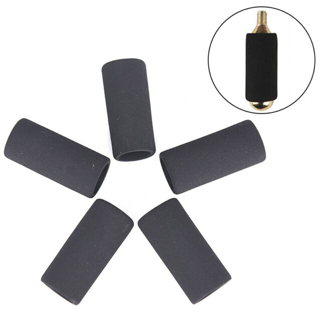 Bicycle CO2 Cartridge Sponge Cover for Inflator Bike Air Inflator Accessories
