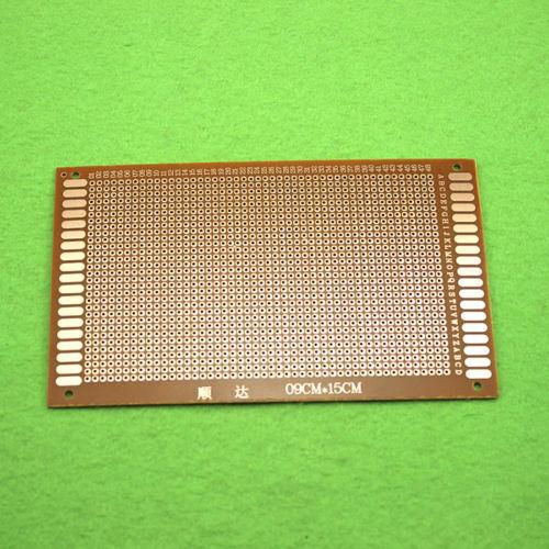 5Pcs 9 x15cm DIY Prototype Paper fr4 Universal Circuit Board prototyping PCB ot