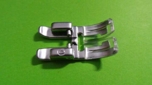 Nähmaschinen Standard Nähfuß für Pfaff und Gritzner Nähmaschinen mit IDT system