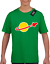 SPACEMAN LEGO KIDS CHILDRENS T SHIRT FUNNY DESIGN RETRO BOYS TOP