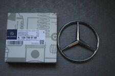NLA Mercedes-Benz W126 500SEC coupe Rear trunk badge logo emblem A1268171015