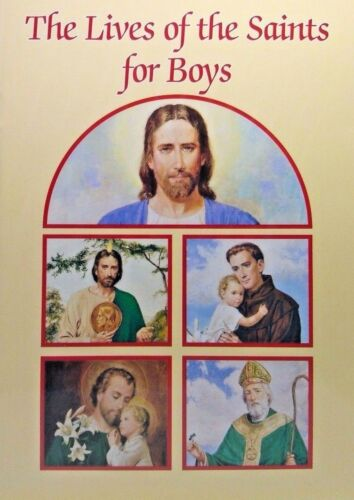 1 of 1 - The Lives of Saints for Boys - Free P&P