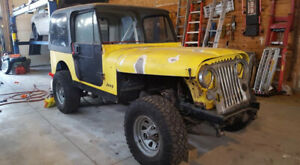 Jeep Wrangler- Project