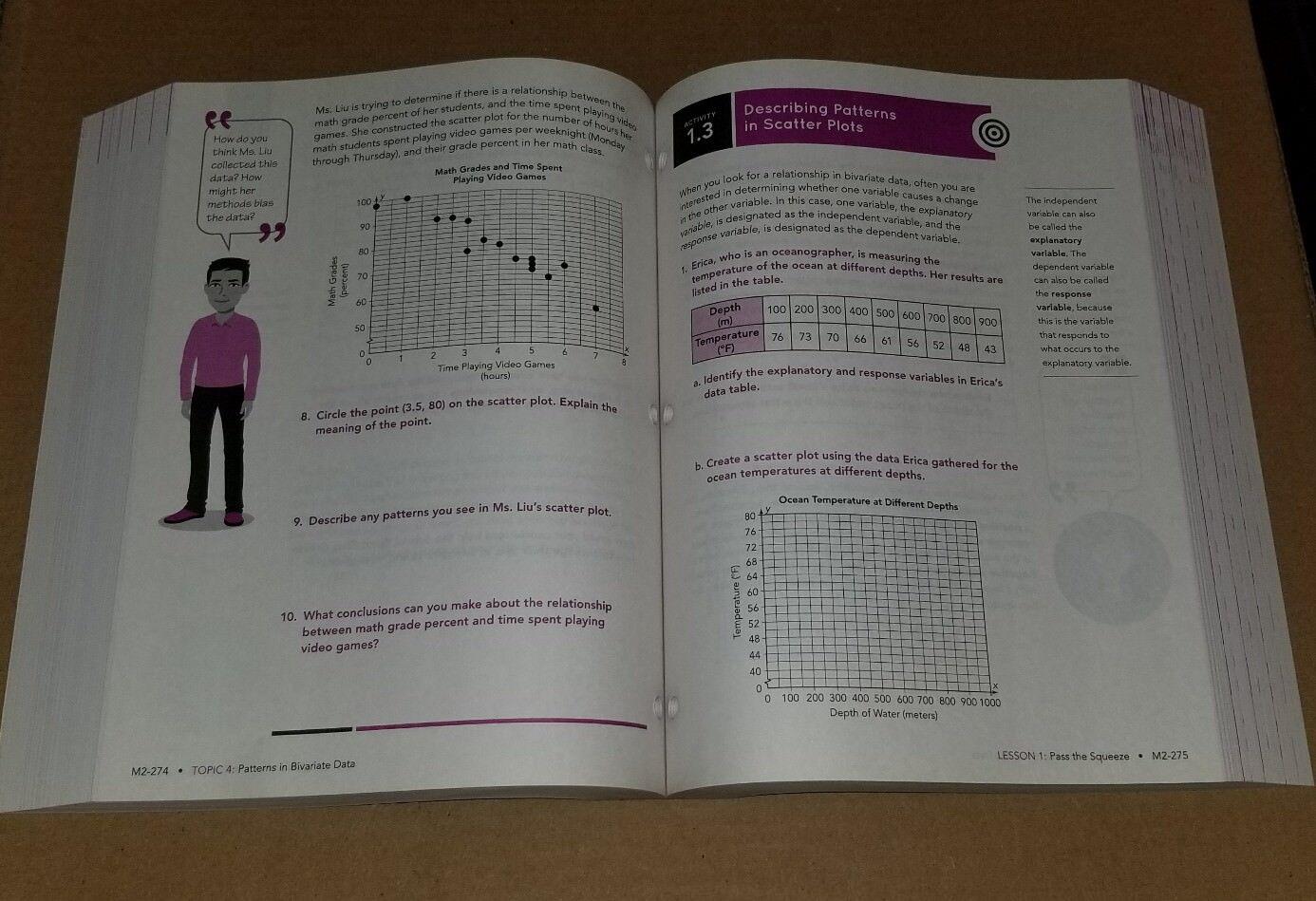 Carnegie Learning Answer Key 7th Grade