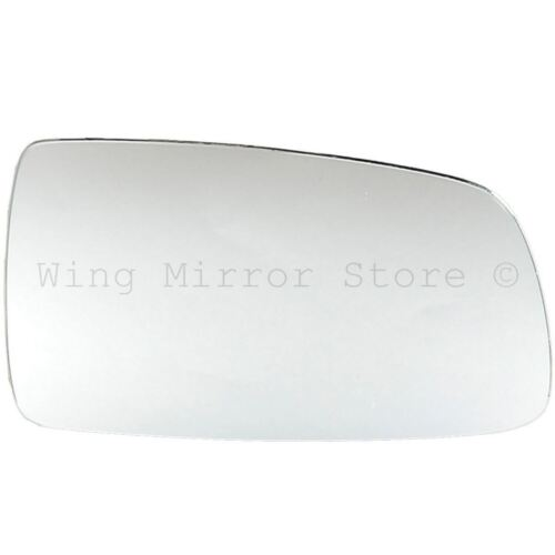 Right Driver Side Wing Door Mirror Glass for CITROEN ZX 1991-1998 Stick