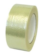 Filament Reinforce Strapping Tape Uni Directional Filament 2x60yd X 1 Roll