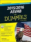 2015 / 2016 ASVAB For Dummies with Online Practice by Rod Powers (Paperback, 2015)