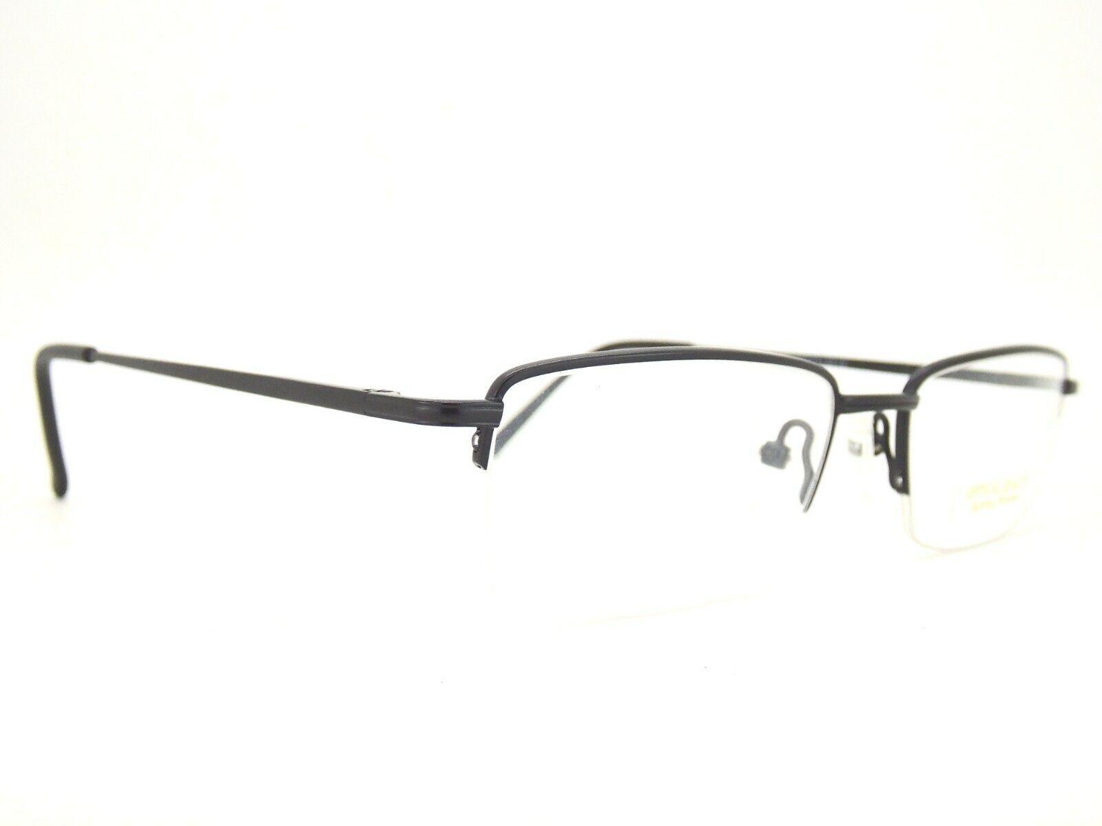 Designer Eyeglasses Brille Halbrand Federbügel goggles glasses SUNOPTIC 180 NEU