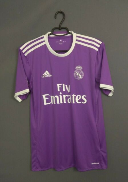 Asensio Real Madrid Jersey 2017 Away L Shirt Mens Camiseta ...