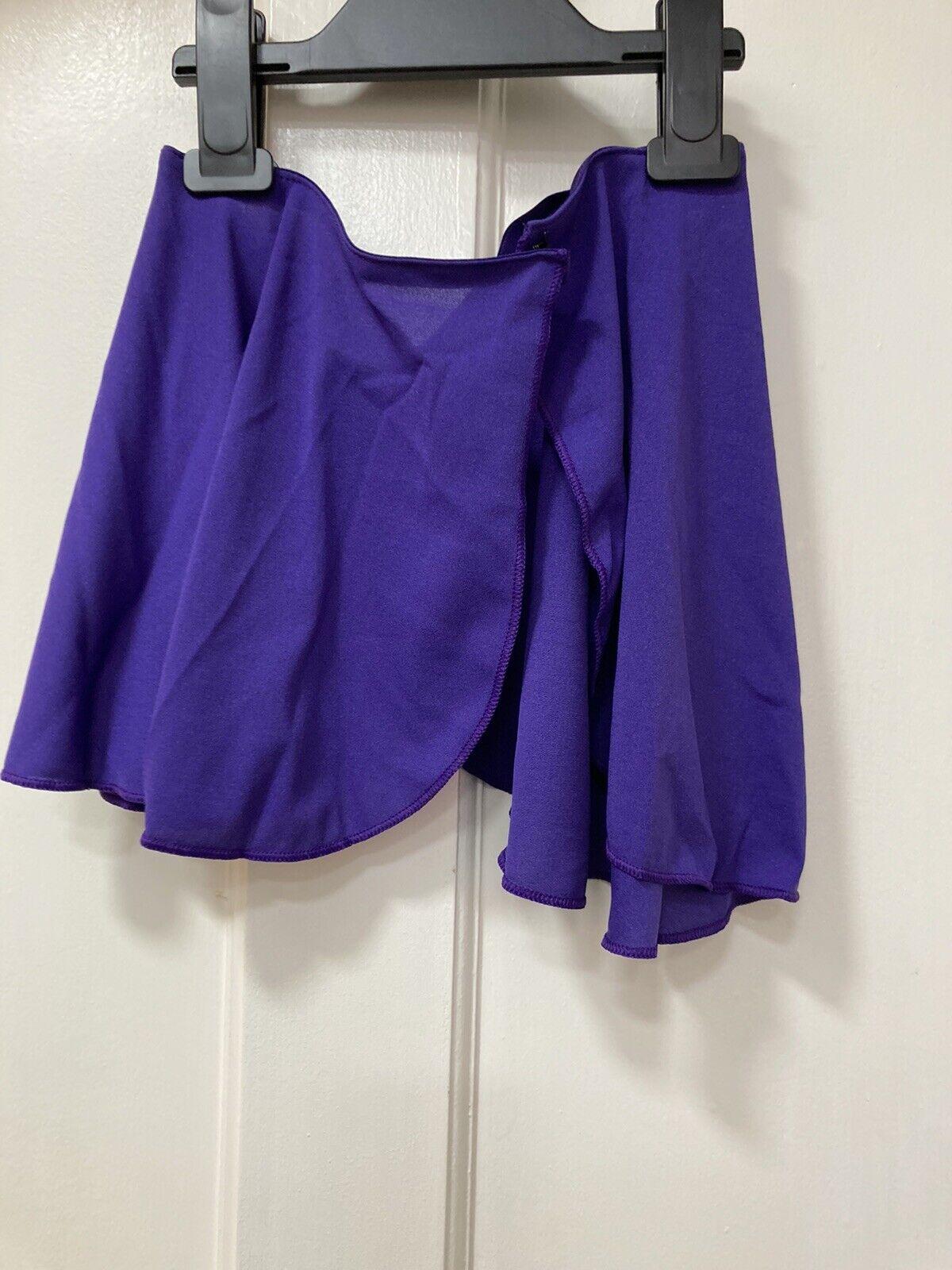 "Adagio Skirt Wrap Butterfly 22 """