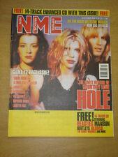 NME 1998 SEP 26 HOLE BEASTIES MANSUN MANICS ARNOLD