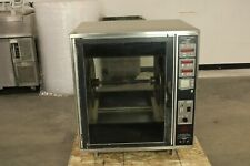 Henny Penny Scr 6 Rotisserie Oven Electric Grocery Commercial Counter