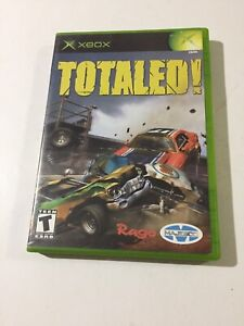 Totaled-Microsoft-Xbox-2002-Tested-Free-and-Fast-Shipping