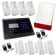 Sicurezza wireless GSM Home Casa Antifurto allarme Intruder