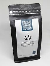 Vietnam Shan Tuyet Green Tea, Black Pack (Giang B), H'Mong Tea, Pack 250 grams